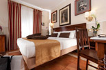 Rooms types by Des Artistes Hotel Rome